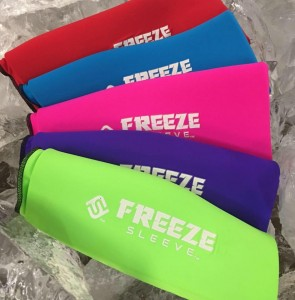 freeze sleeve